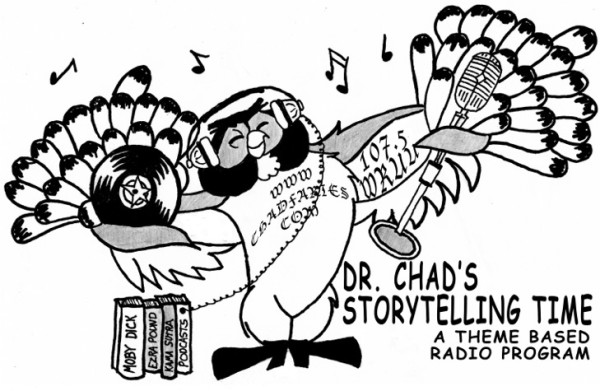 Dr. Chad's Storytelling Time