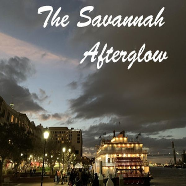 The Savannah Afterglow